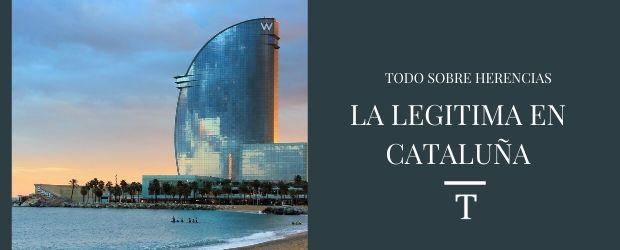 La legítima en Cataluña |TodoSobreHerencias