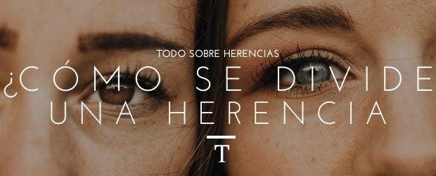 ¿Cómo dividir una herencia? | Todo Sobre Herencias