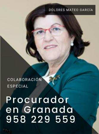 Necesitas un procurador en Granada, recomendación