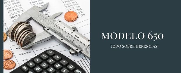 Modelo 650 |Todo Sobre Herencias
