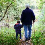 Dejar la legítima a los nietos