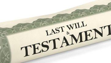 Características del testamento