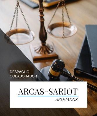 Despacho colaborador Arcas-Sariot, recomendación