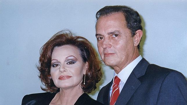 Rocío Durcal y Junior famosos que desheredaron a sus hijos