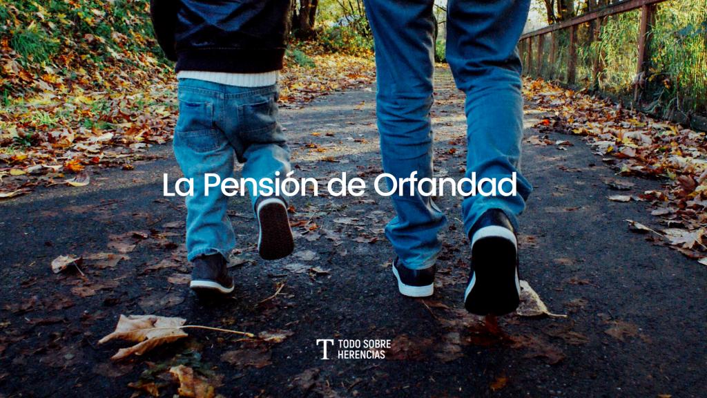 la pension de orfandad tsh