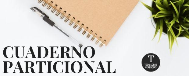 El Cuaderno particional